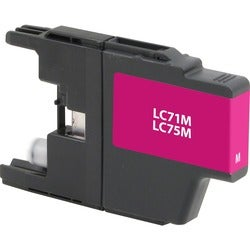 V7 Ink Cartridge - Alternative for Brother (LC75M) - Magenta
