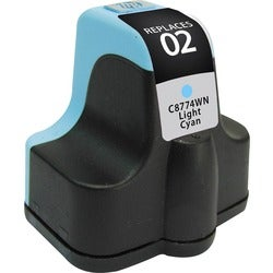 V7 Ink Cartridge - Alternative for HP (C8774WN#140) - Light Cyan
