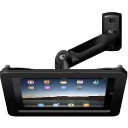 iPad 2/3/4/Air/Air2 Secure Executive Enclosure with Swing Arm Kiosk B