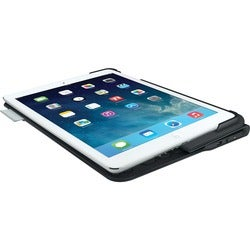 Logitech Type+ Keyboard/Cover Case for iPad Air - Black
