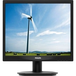 "Philips S-line 17S4LSB 17"" LED LCD Monitor - 5:4 - 5 ms"
