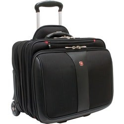 "Swissgear WA-7953-02F00 Carrying Case for 17"" Notebook - Black"