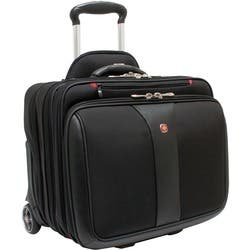 """Swissgear WA-7953-02F00 Carrying Case for 17"""" Notebook - Black
