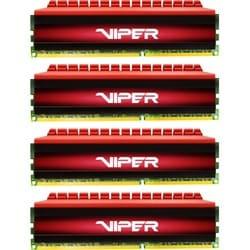 Patriot Memory Viper 4 Series DDR4 16GB (4x4GB) 2800MHz Low Latency Q