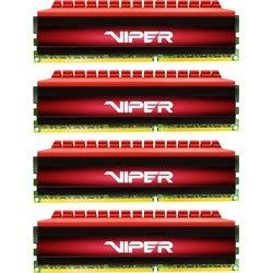 Patriot Memory Viper 4 Series DDR4 16GB (4 x 4GB) 3000MHz Low Latency