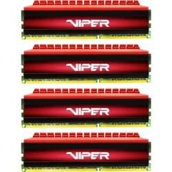 Patriot Memory Viper 4 Series DDR4 32GB (4 x 8GB) 2666MHz Low Latency