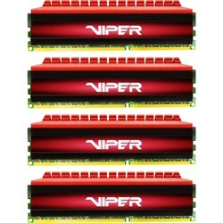 Patriot Memory Viper 4 Series DDR4 32GB (4 x 8GB) 2800MHz Low Latency