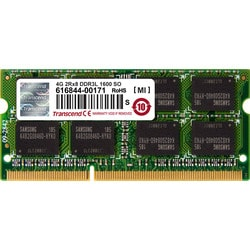 Transcend DDR3 SO-DIMM LV