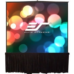 "Elite Screens Tripod Stage T153UWS1-D Projection Screen - 153"" - 1:1"