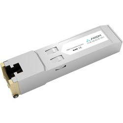 Axiom 1000BASE-T SFP Transceiver for Transition Networks - TN-SFP-T-M