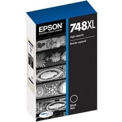 Epson DURABrite Pro 748 Original Ink Cartridge - Black