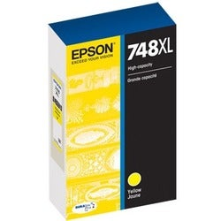 Epson DURABrite Pro 748 Original Ink Cartridge - Yellow