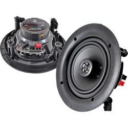 Pyle PDIC106 Speaker - 250 W PMPO - 2-way - 2 Pack