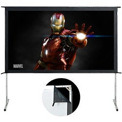 "EluneVision Movie Master Projection Screen - 120"" - Surface Mount"