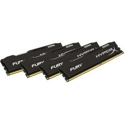 Kingston HyperX Fury 16GB DDR4 SDRAM Memory Module