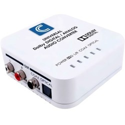 Comprehensive CCN-ADDA Digital-to-analog Audio Converter