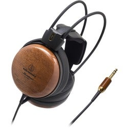Audio-Technica ATH-W1000Z Audiophile Closed-back Dynamic Wooden Headp