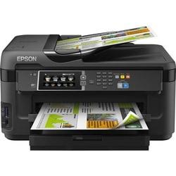 Epson WorkForce WF-7610 Inkjet Multifunction Printer - Refurbished -