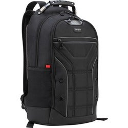 "Targus Drifter Carrying Case (Backpack) for 14"" Notebook - Black, Gra"