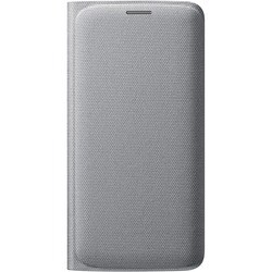 Samsung Carrying Case (Wallet) for Smartphone - Silver