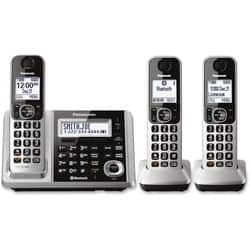 Panasonic Link2Cell KX-TGF373S Bluetooth Cordless Phone - Silver|https://ak1.ostkcdn.com/images/products/etilize/images/250/1029833390.jpg?impolicy=medium