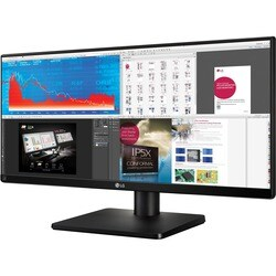 "LG 34UB67-B 34"" LED LCD Monitor - 21:9 - 5 ms"