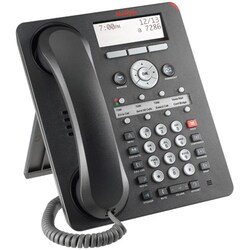 Avaya-IMSourcing NEW F/S 1408 Standard Phone - Black