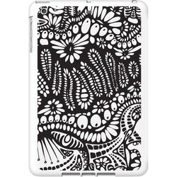 OTM iPad Air White Glossy Case New Age Collection, Paisley