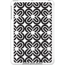 OTM iPad Air White Glossy Case Black/White Collection, Mirrors