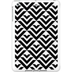 OTM iPad Air White Glossy Case Black/White Collection, Arrows