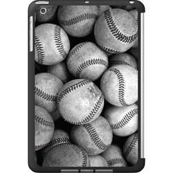 OTM iPad Mini Black Matte Case Rugged Collection, Baseball