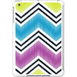 OTM iPad Mini White Glossy Case Bold Collection, Chartreuse