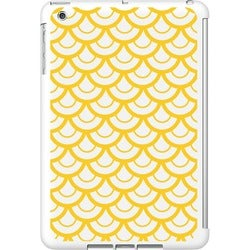 OTM iPad Mini White Glossy Case Elm Bold Collection, Yellow