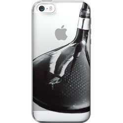 OTM iPhone 5 Clear Case Rugged Collection, Golf Club