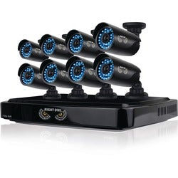 Night Owl 8 Channel Smart HD Video Security System with 2 TB HDD and