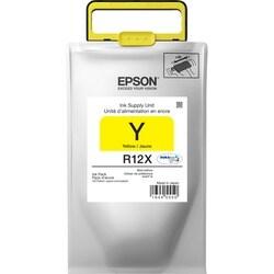 Epson DURABrite Ultra Ink R12X Original Ink Cartridge - Yellow