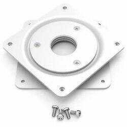 Vesa Rotating Plate, White