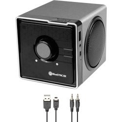 GOgroove BlueSYNC BX Series Speaker System - 6 W RMS - Wireless Speak