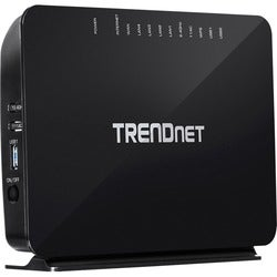 TRENDnet TEW-816DRM IEEE 802.11ac ADSL2+ Modem/Wireless Router