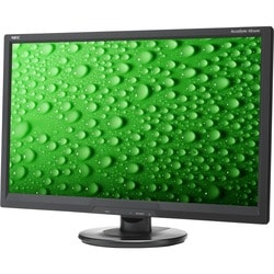 "NEC Display AccuSync AS242W-BK 24"" LED LCD Monitor - 16:9 - 5 ms"