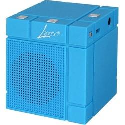 Digital Treasures Lyrix Mixx Speaker System - 3 W RMS - Portable - Ba