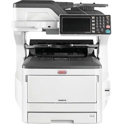 Oki MC873DN LED Multifunction Printer - Color - Plain Paper Print - D