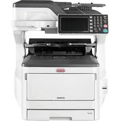 Oki MC873DN LED Multifunction Printer - Color - Plain Paper Print - D