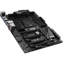 MSI X99A SLI PLUS Desktop Motherboard - Intel X99 Chipset - Socket LG