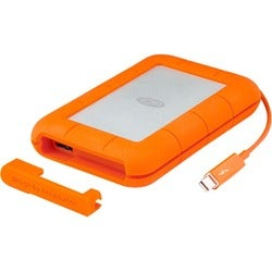 LaCie Rugged 1 TB External Solid State Drive