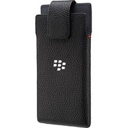BlackBerry Carrying Case (Holster) for Smartphone - Black
