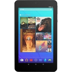 "Ematic 7"" HD Quad-Core Multi-Touch Tablet with Android 5.0, Lollipop"