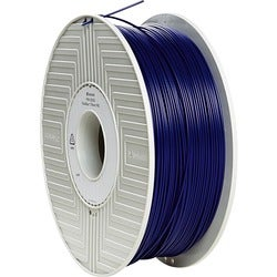 Verbatim PLA 3D Filament 1.75mm 1kg Reel - Blue - TAA Compliant