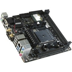 MSI A88XI AC V2 Desktop Motherboard - AMD A88X Chipset - Socket FM2+