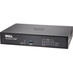 SonicWALL TZ400 Network Security/Firewall Appliance - Services Licens